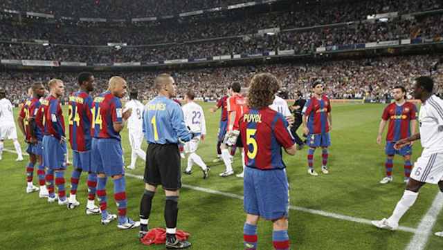Voilà pourquoi le Barça ne fera pas de haie d'honneur aux joueurs du Real Madrid