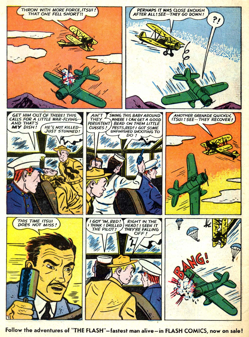 Read online All-American Comics (1939) comic -  Issue #26 - 62