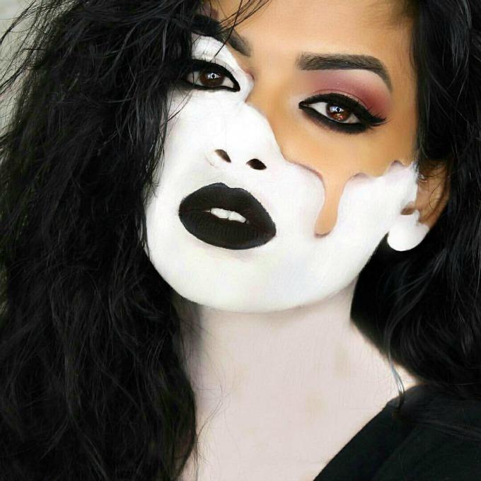 Maquiagens para o carnaval que são verdadeiras fantasias