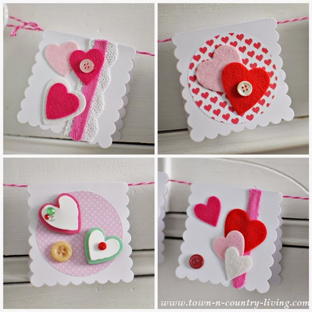 cute hand made valentines day - 640×640