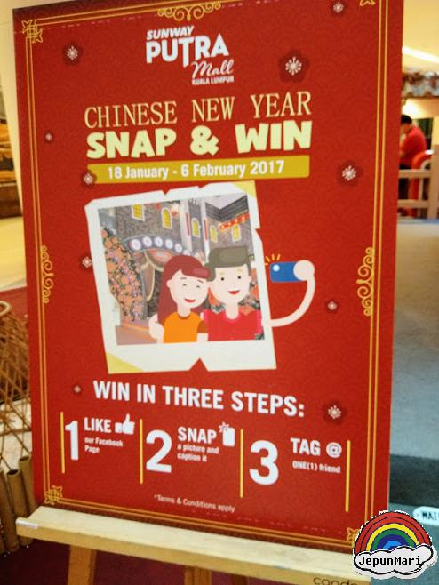 The Fishmanhattan & Snap and Win Sunway Putra Mall