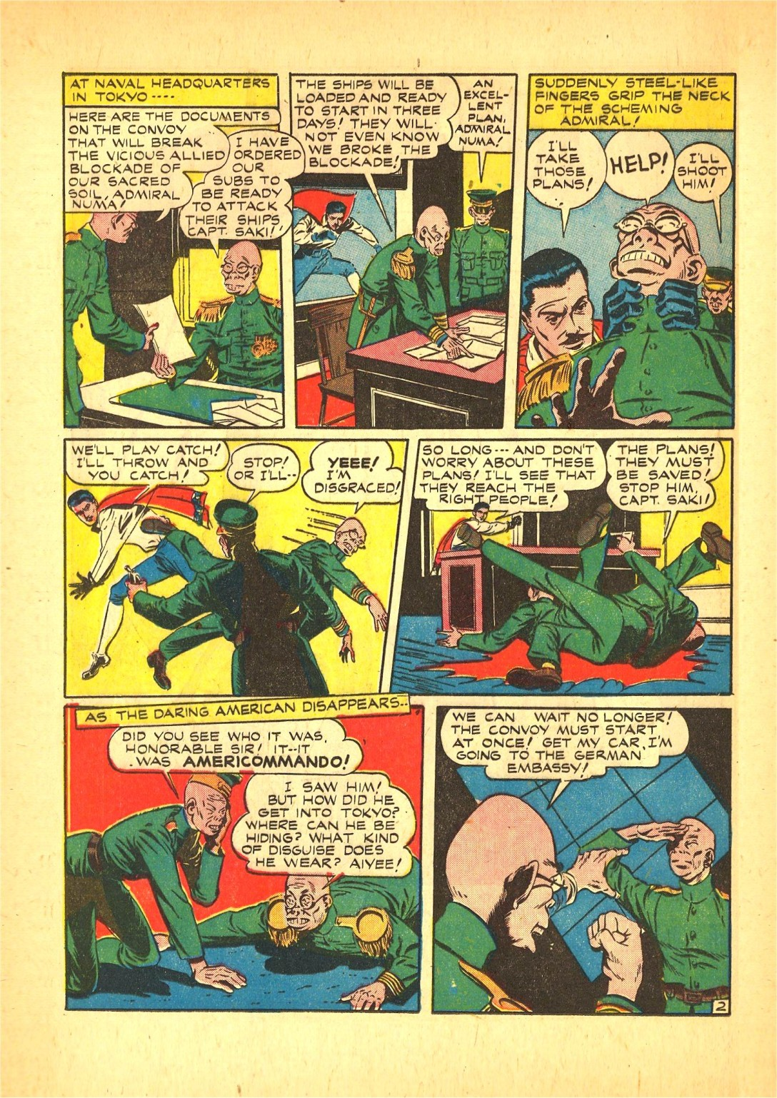 Read online Action Comics (1938) comic -  Issue #72 - 41