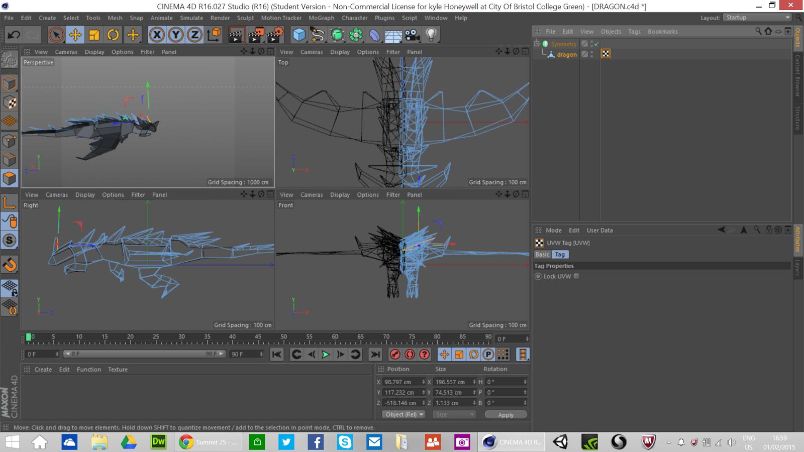 Final Animation | Unit 52 3D-Animation