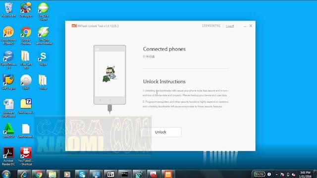 Unlock Bootloader Tested di Redmi Note 3