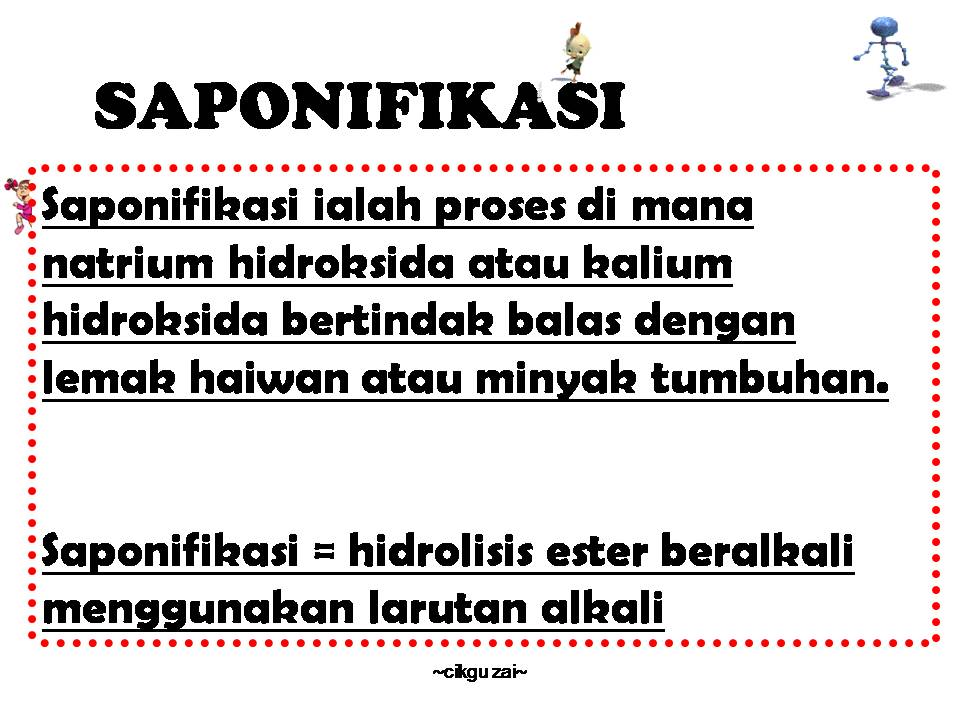 SAPONIFIKASI PDF