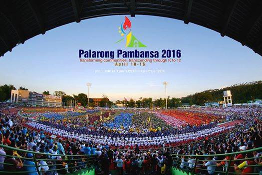 Palarong Pambansa  Live Stream
