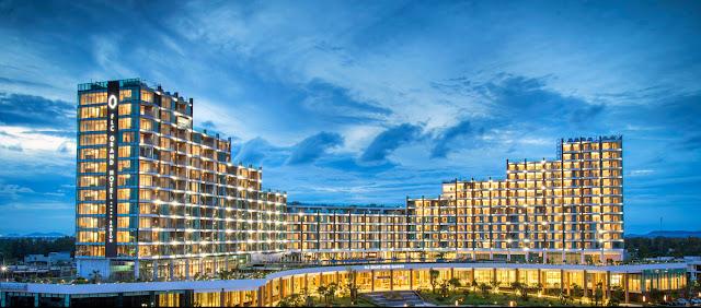 Dự án FLC Sầm Sơn Thanh Hóa khách sạn nghỉ dưỡng sân golf