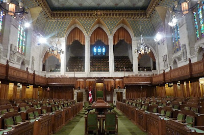 biblioteca parlamento Ottawa Canada