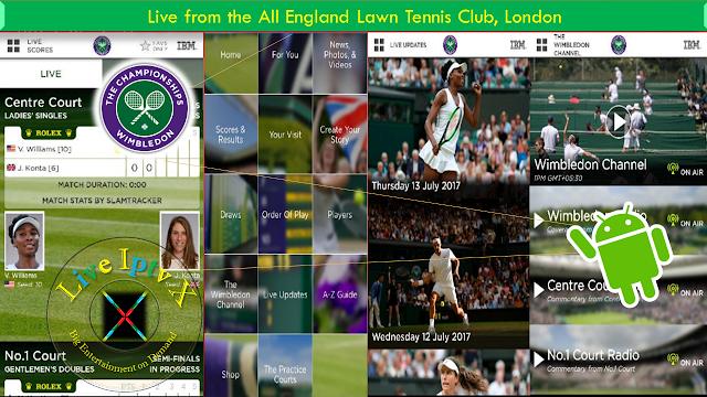 The Championships, Wimbledon 2017 Apk
