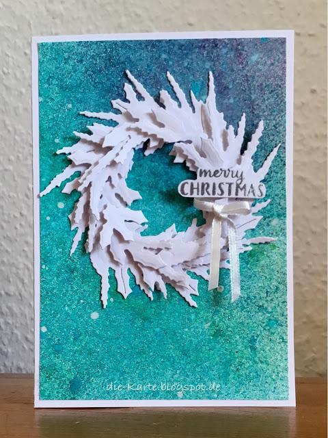 """""""Build A Wreath"""" Spellbinders"""