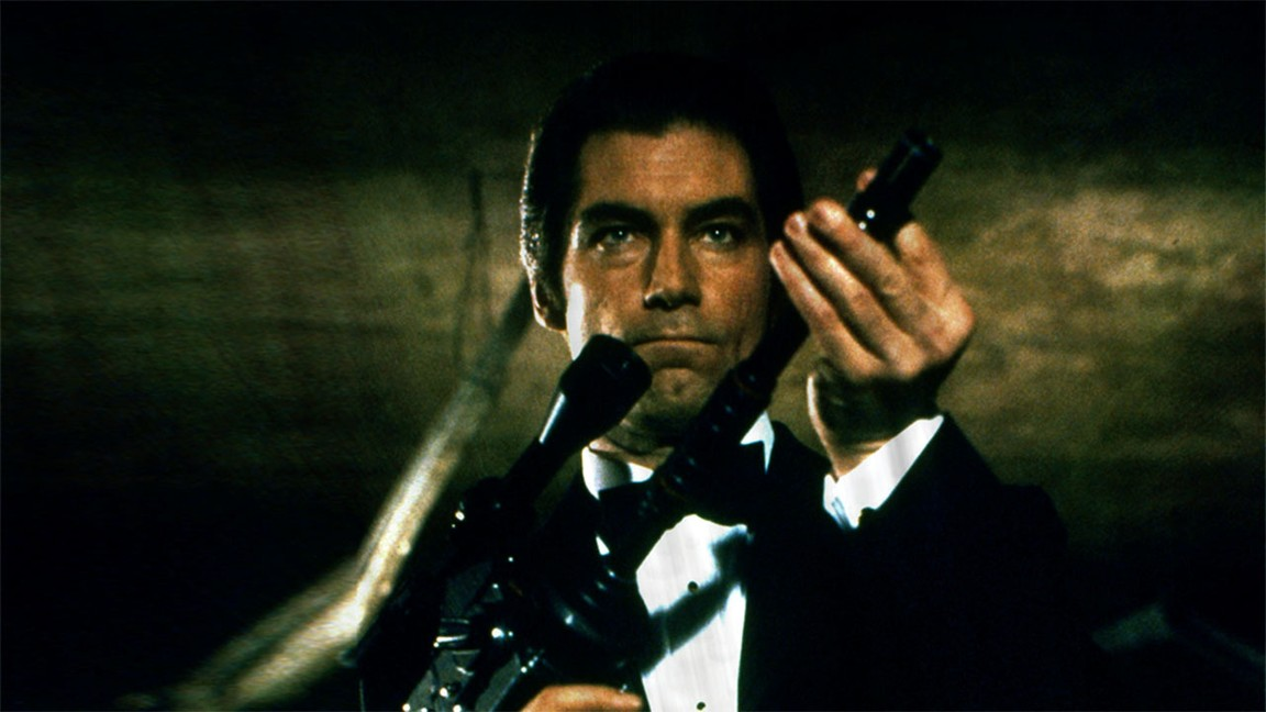 Licence To Kill (james Bond 007)