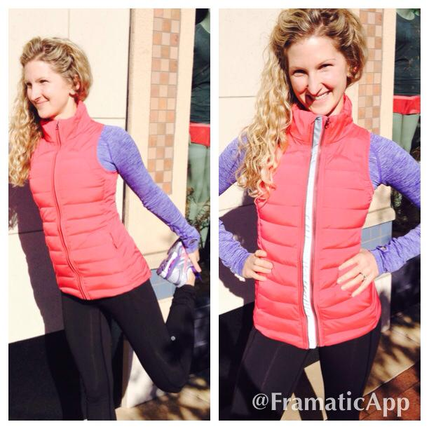 lululemon boom juice fluffed up vest