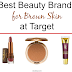 Best Beauty Brands for Brown Skin at Target