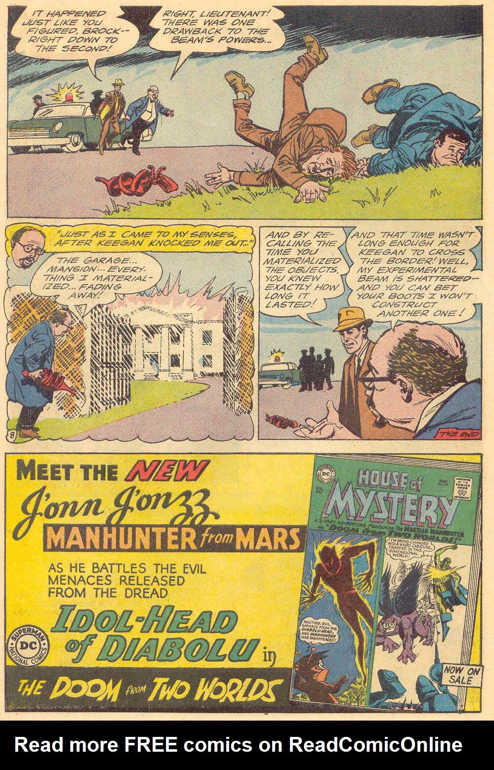 Strange Adventures (1950) issue 176 - Page 22