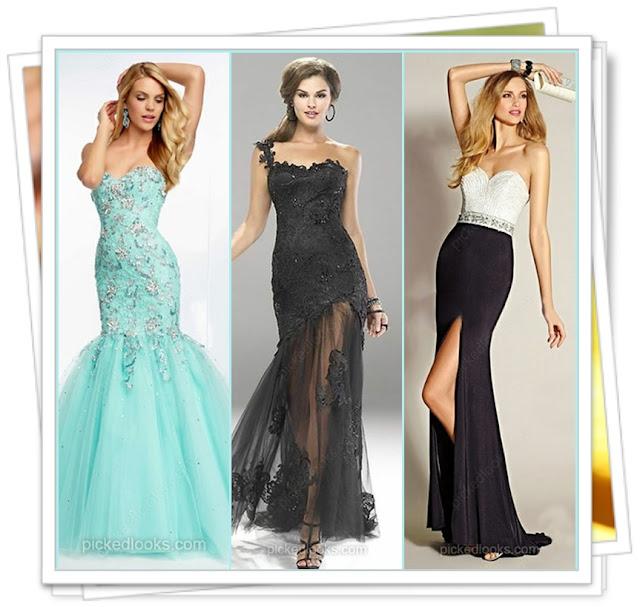 Amato Un'altra selezione di abiti lunghi SG32