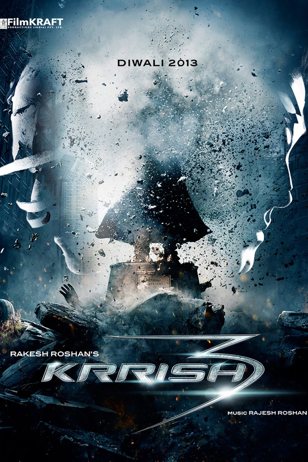Krrish-3 Latest HD wallpapers 1080p