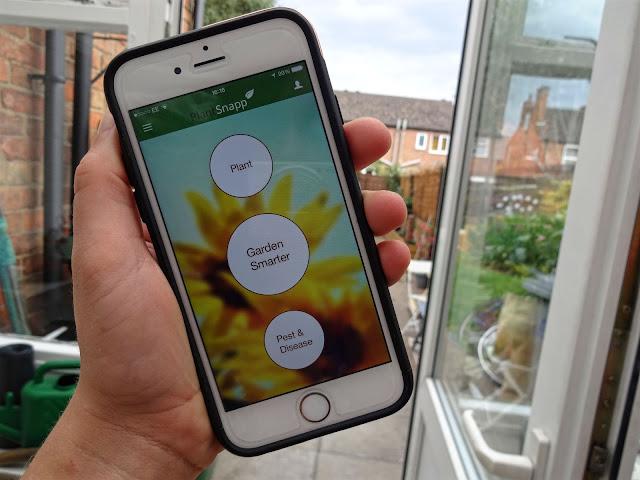 PlantSnapp App