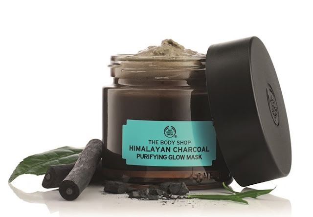 Red Panda Himalayan Charcoal Mask & Soap, Red Panda Network, The Body Shop, Himalayan Charcoal Purifying Glow Mask, Himalayan Charcoal Purifying Facial Soap, The Body Shop Malaysia, bio bridge