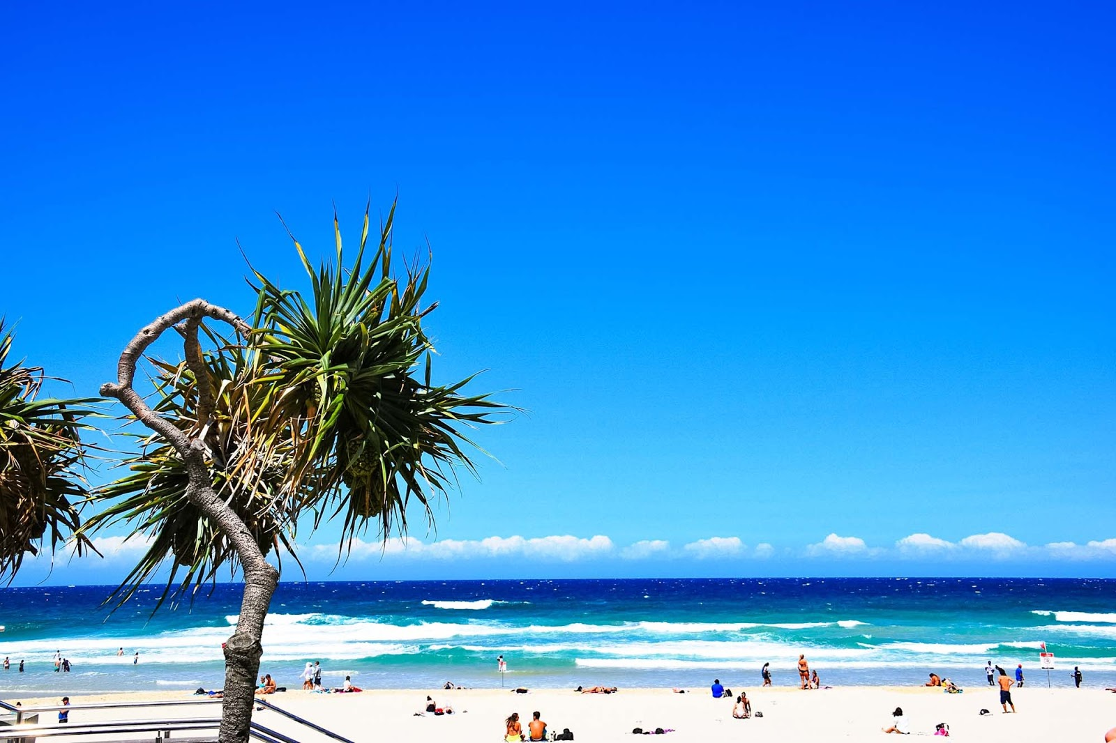 surfers paradise beach, gold coast queensland