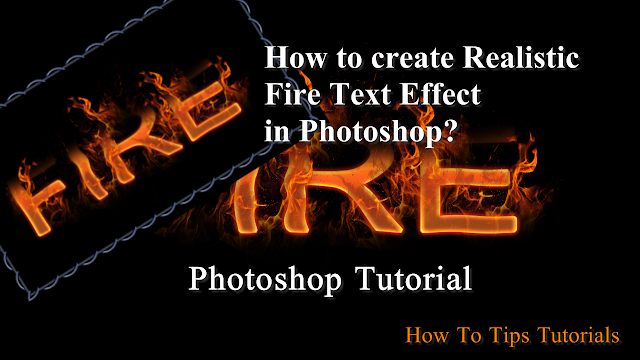 realistic-fire-Text-effect-in-Photoshop-01