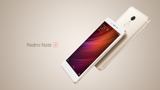Review Smartphone Xiaomi Redmi Note 4