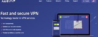 Ulasan Lengkap VPN Gratis dan Premium : Astrill VPN
