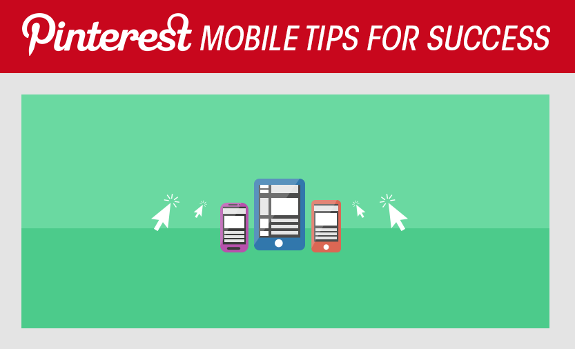 10 Best Practices for #Pinterest Mobile Marketing - #infographic  #socialmedia