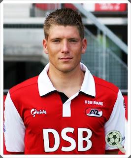 Stijn Schaars AZ Alkmaar