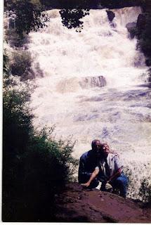 cascata dos narcisos