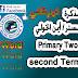 تحميل مذكرة مستر أيمن الخولي للصف الثاني الإبتدائي ترم ثاني primary 2 second term
