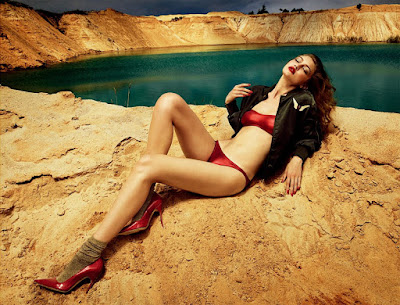 Gigi Hadid – W Magazine Korea
