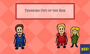 thinking out of box short story with moral