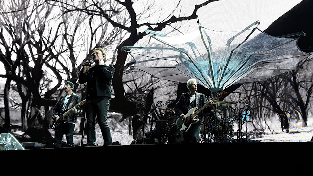 U2 Fan Reise Berlin 2017 Konzert
