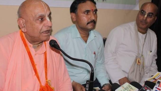 ISKCON To Organise 8th Annual Jagannath Rath Yatra On May 2 in Jammu & Kasmir