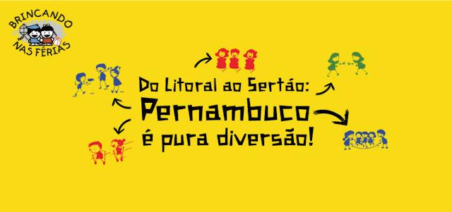 Férias de julho 2018 no Sesc Pernambuco