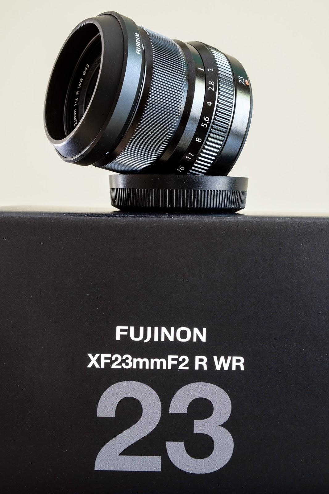 Fujifilm Lens Roadmap 2019