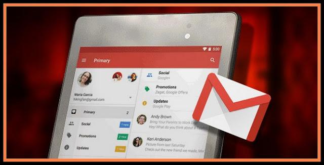Langkah langkah membuat email di Gmail beserta gambarnya