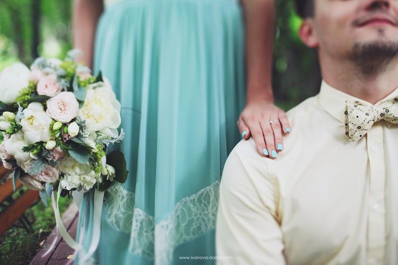 свадебная фотосъемка,свадьба в калуге,фотограф,свадебная фотосъемка в москве,мятная свадьба,выездная церемония,выездная регистрация,фотограф даша иванова