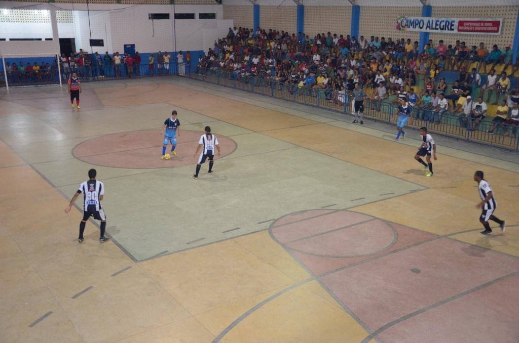 121be5220e Definidos os finalistas do Campeonato Municipal de Futsal 2017 da Primeira  e da Segunda Divisão
