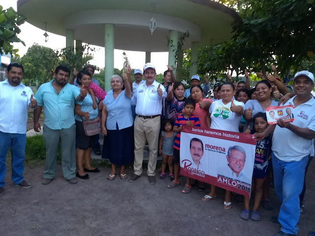 Voy al Congreso a defenderlos, a vigilar que se trabaje bien y a dar resultados: Rodrigo Calderón