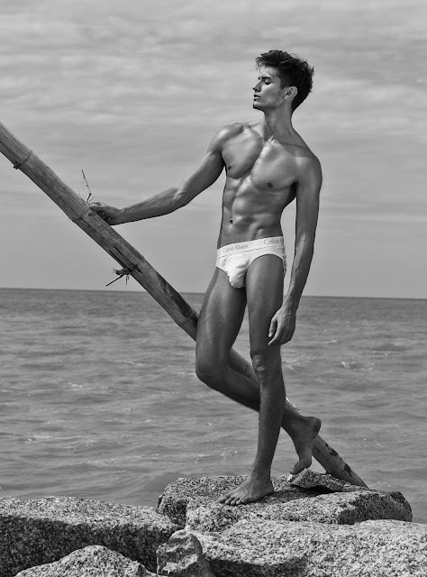 ADON EXCLUSIVE: ARGENTINE MODEL JOE MUR BY JASON OUNG