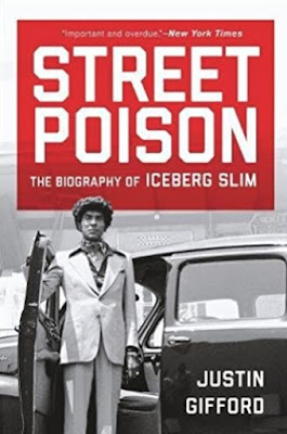 Street Poison by Justin Gifford (Book cover)