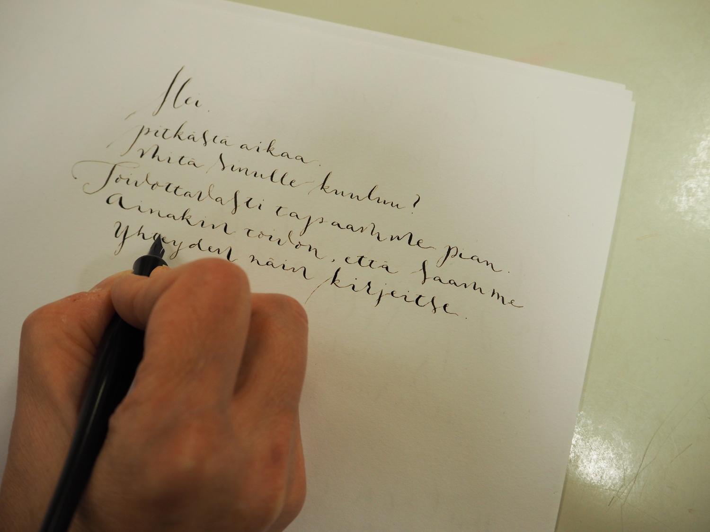 Kirje Posti