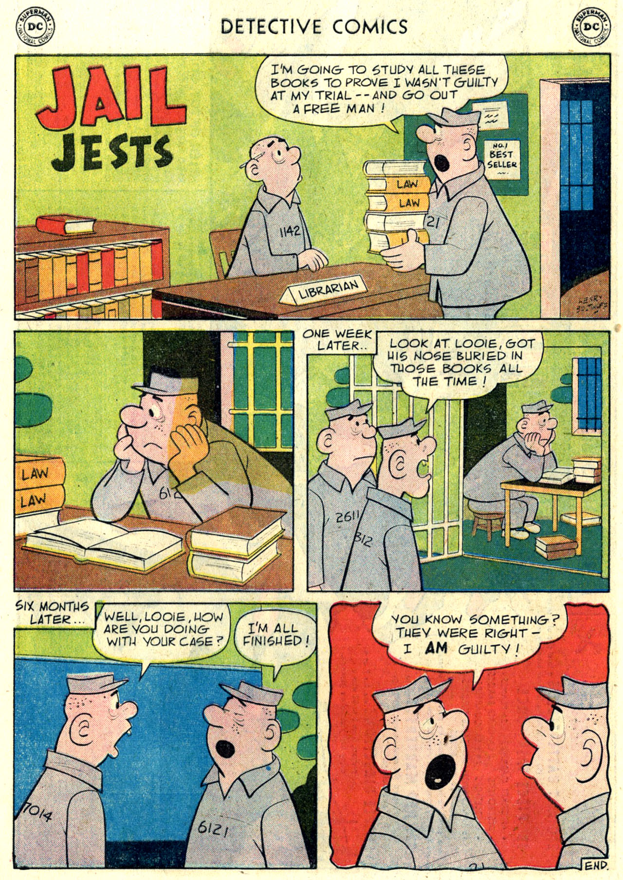 Detective Comics (1937) 279 Page 15