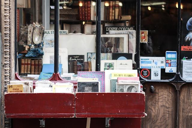 París_librería
