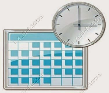 Data e hora