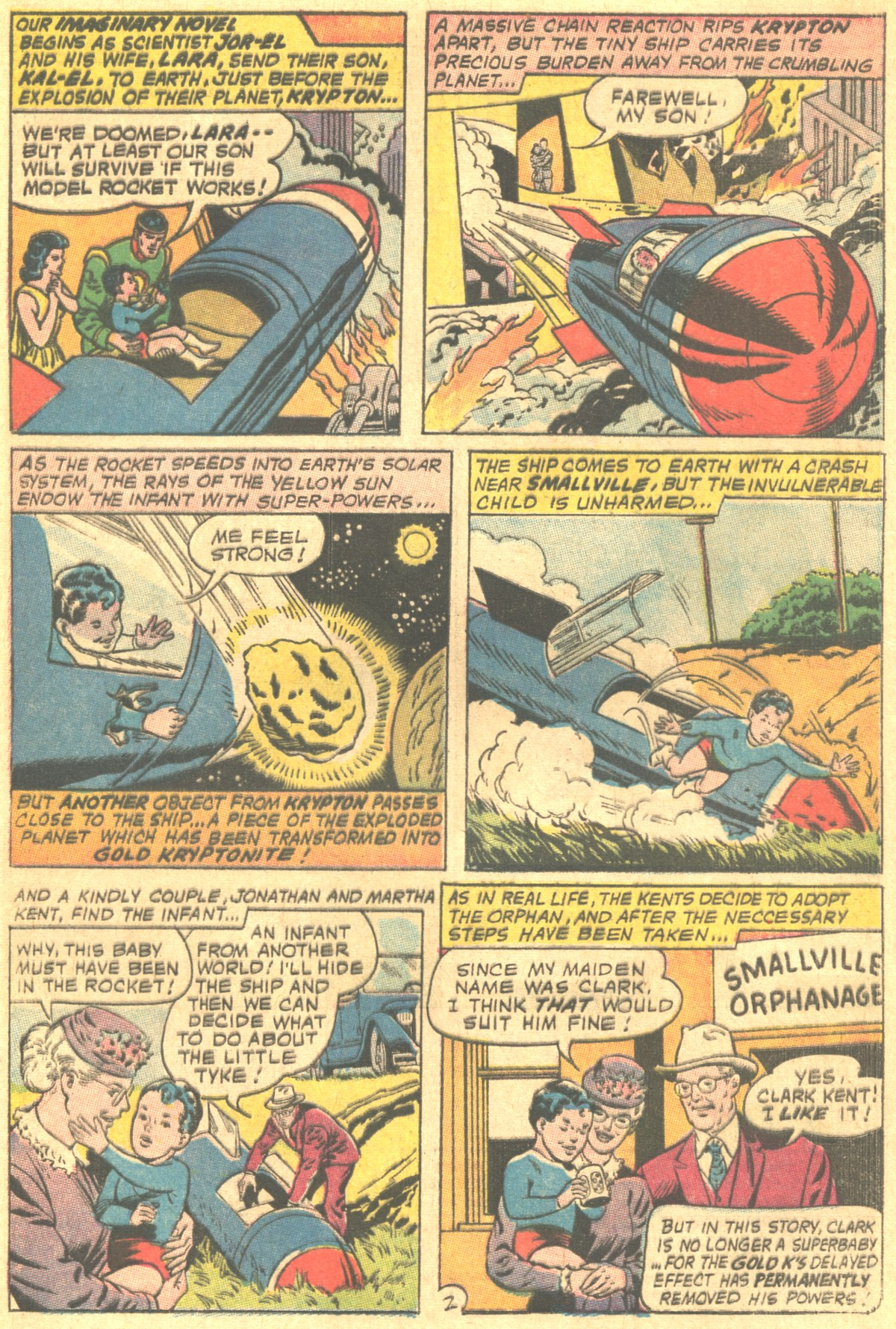 Read online World's Finest Comics comic -  Issue #167 - 4