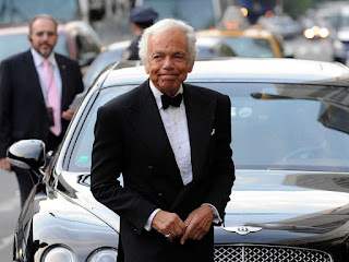 Entertainment: Amazing life of fashion icon, Ralph Lauren