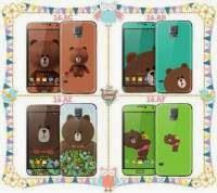 garskin Brown Cony 7 bisa custom harga dimulai dari 12rb untuk handphone dan laptop