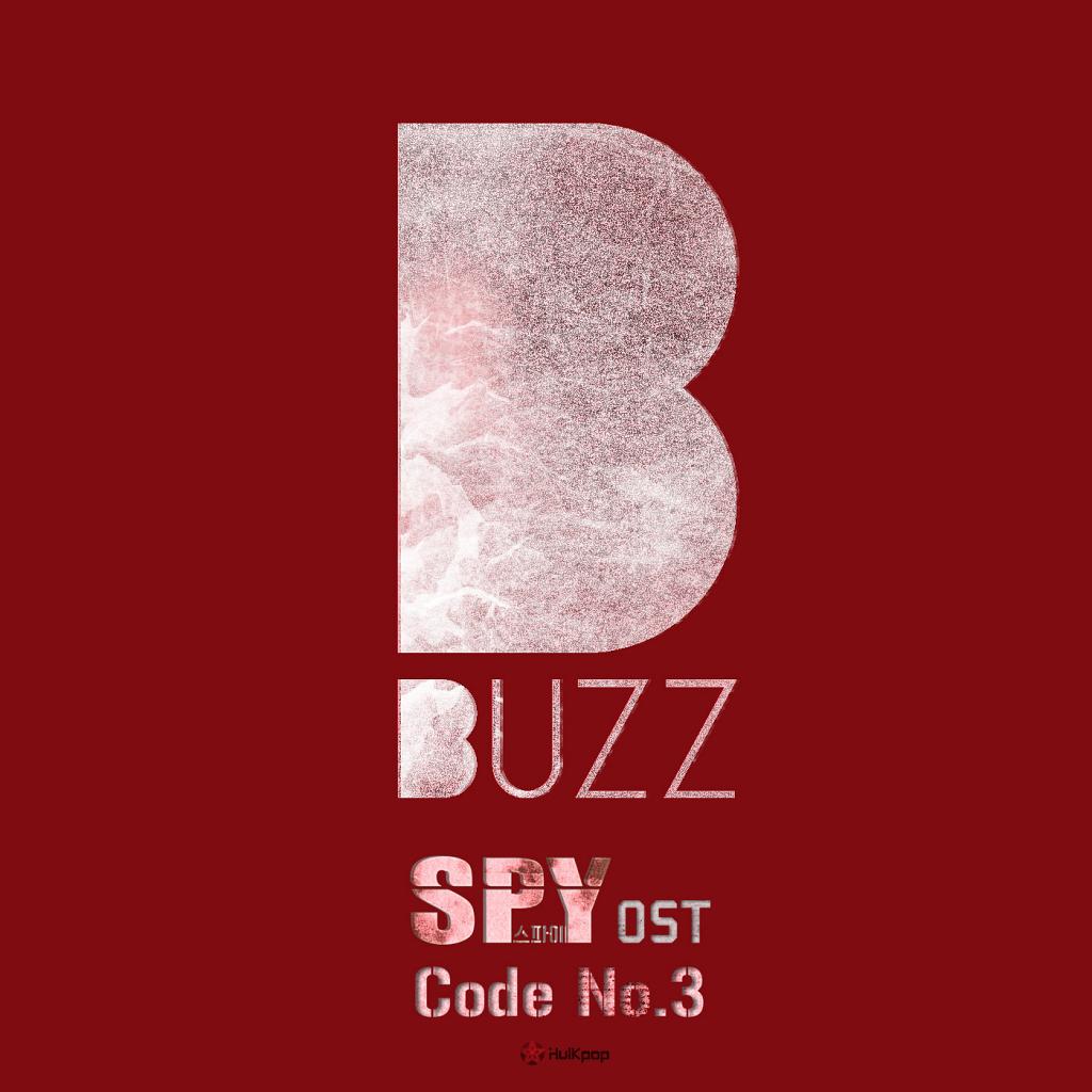 [Single] BUZZ – Spy OST Code NO.3